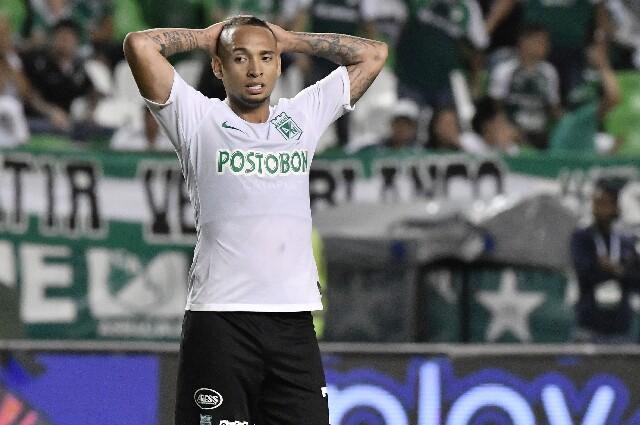 Jarlan Barrera, en Atlético Nacional