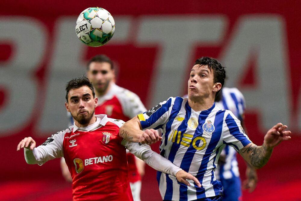 Mateus Uribe, Porto vs Braga