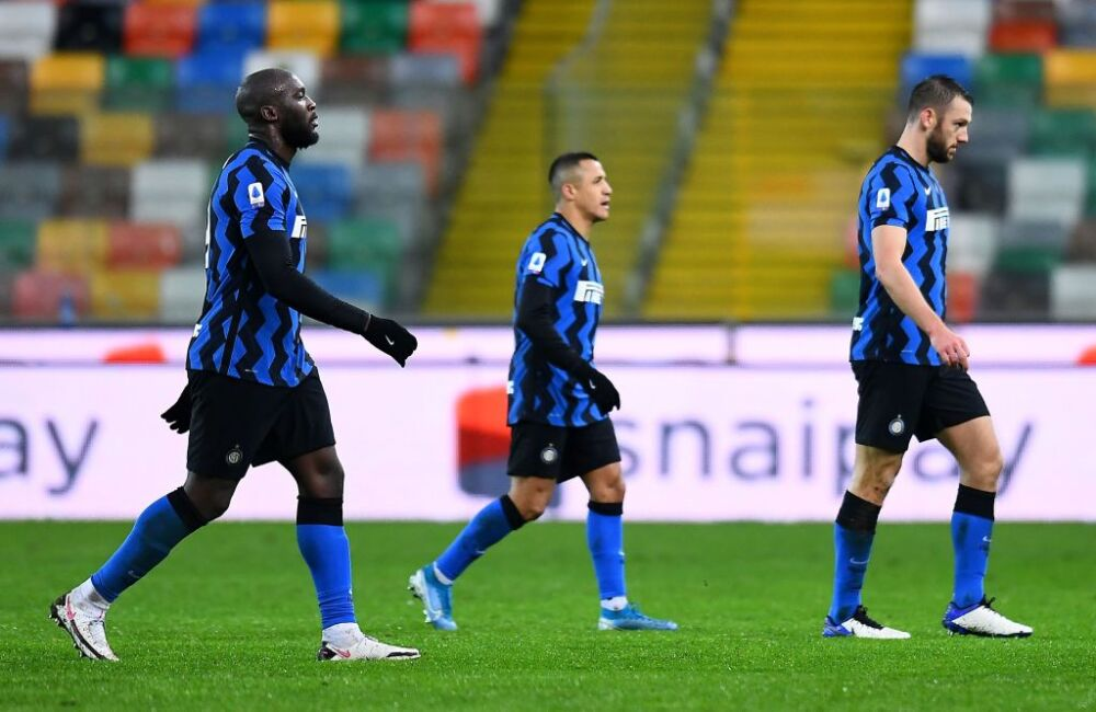 Inter de Milán vs Udinese