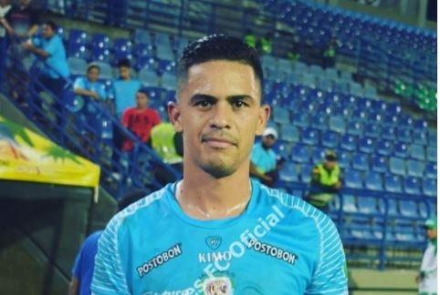 Jugador de Jaguares, Yulián Anchico.JPG