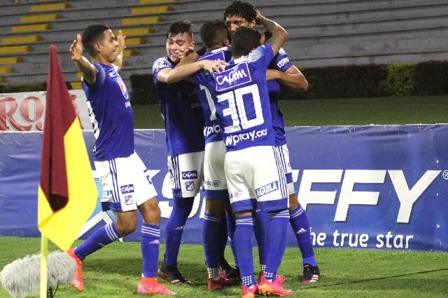 Millonarios, previo al partido contra Deportes Tolima