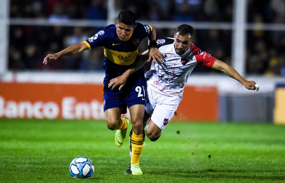 Patronato v Boca Juniors - Superliga Argentina 2019/20