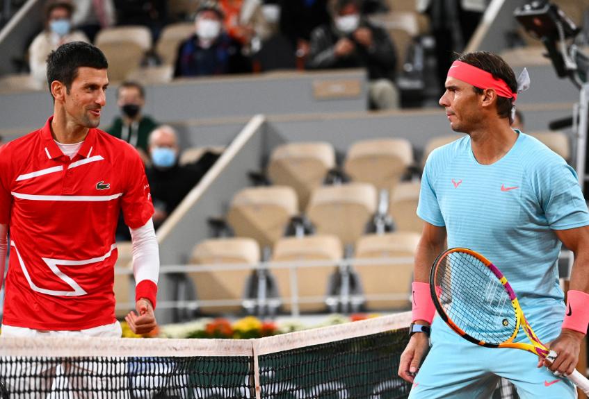 Novak Djokovic y Rafael Nadal jugarán en semifinal de Roland Garros.