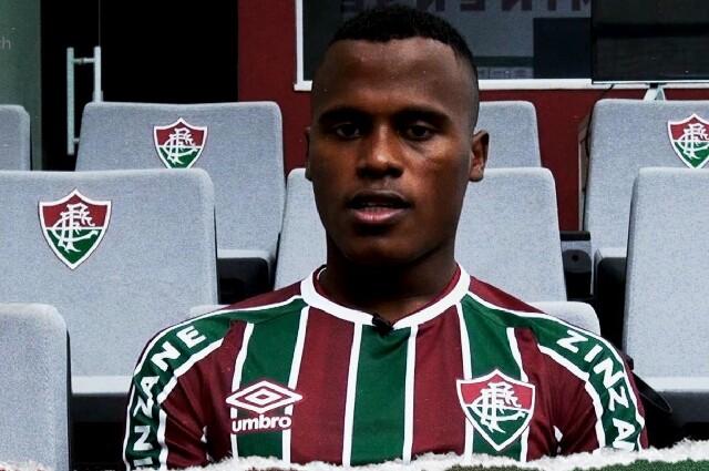Jhon Arias, nuevo jugador de Fluminense
