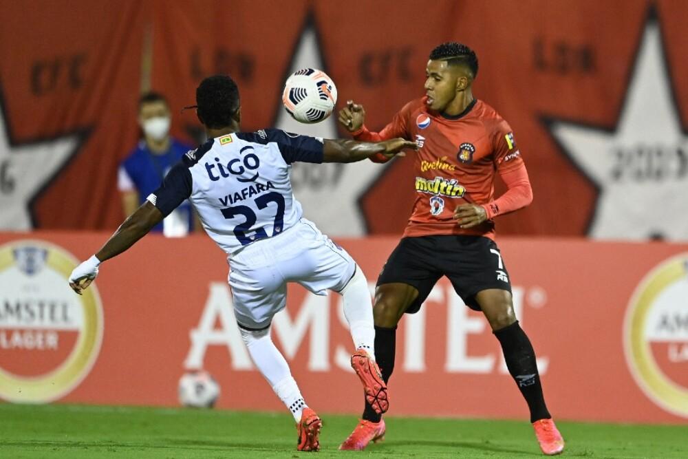 Caracas vs Junior