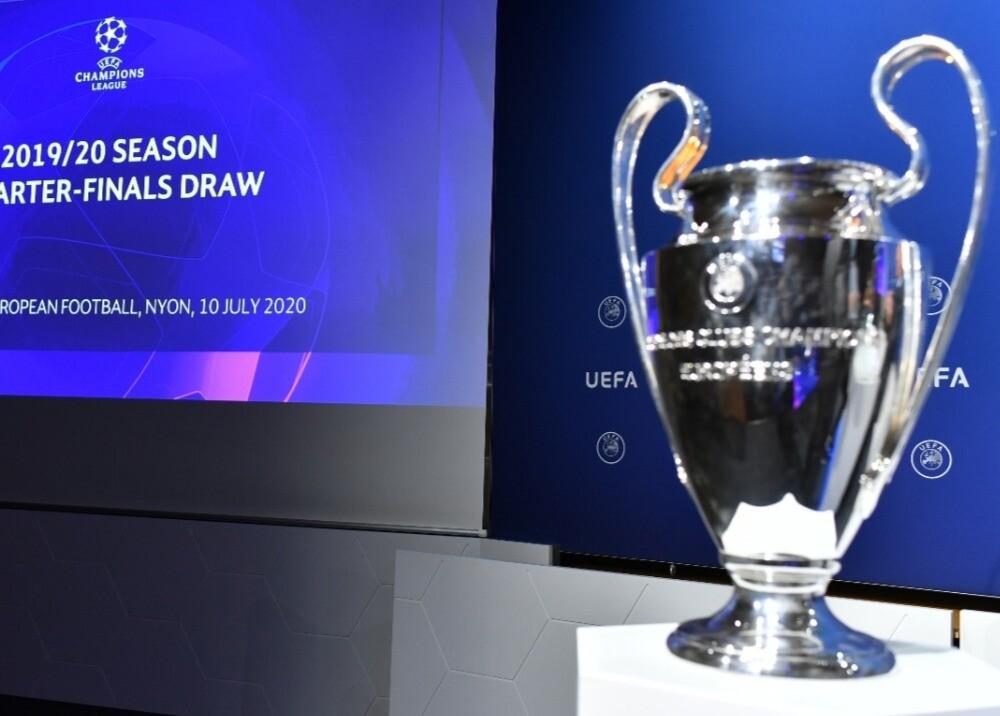 370574_Champions League / AFP