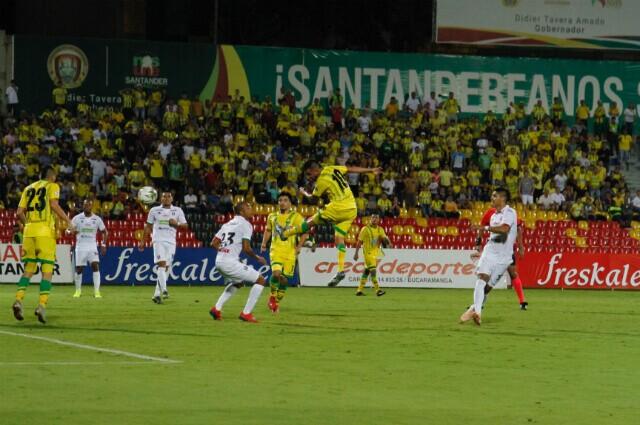 322756_Once Caldas vs Bucaramanga