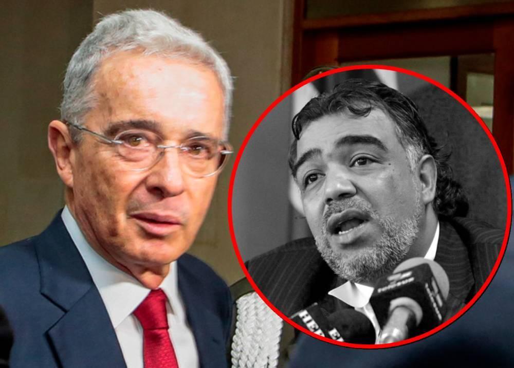 Álvaro Uribe - Antonio López alias 'Job'