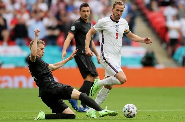Inglaterra contra Alemania