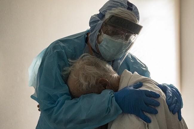 doctor abrazo