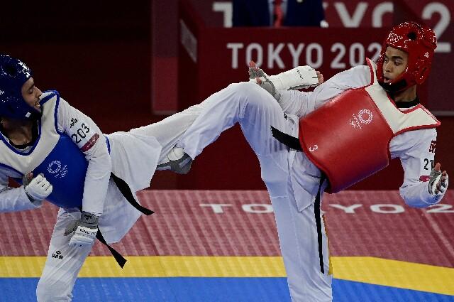 Deportistas colombianos en los Juegos Olímpicos de Tokio