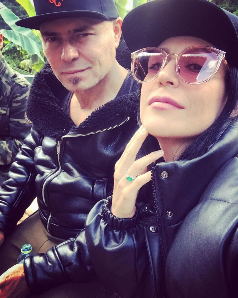 Lucho Velasco y su esposa.jpg