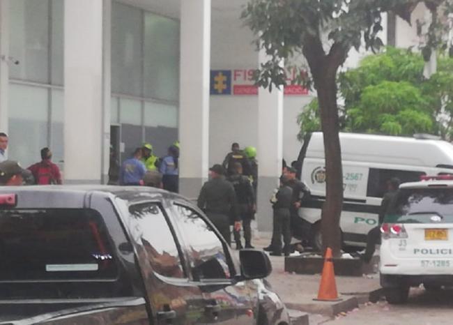 365651_BLU Radio // Unidad de Reacción Inmediata de la Fiscalía de Barranquilla// Foto: Archivo BLU Radio