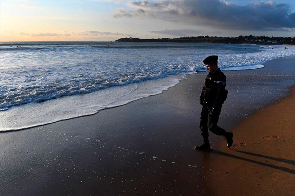 Cocaína en costa francesa