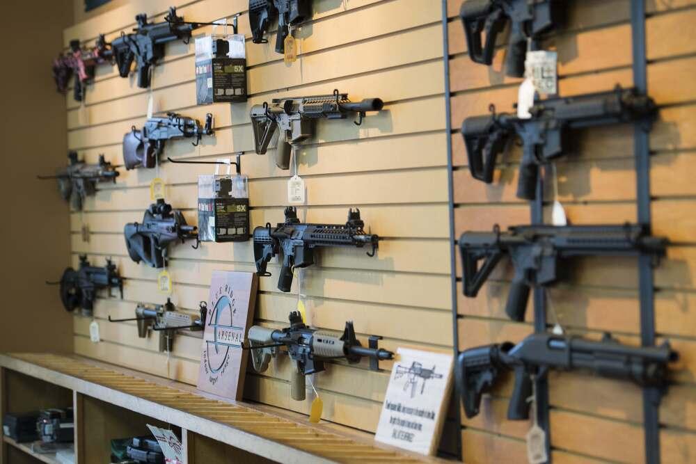 293398_BLU Radio. Armas-referencia // Foto: AFP