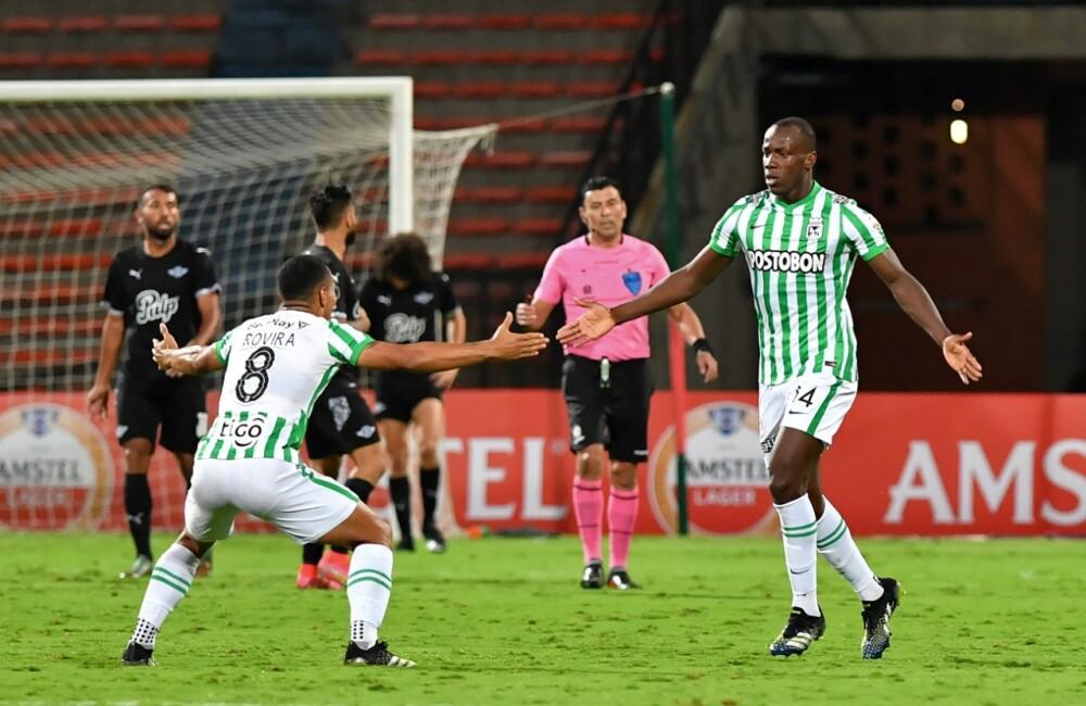 Atlético Nacional Libertad AFP.