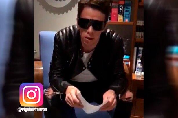 Instagram: @rigobertouran
