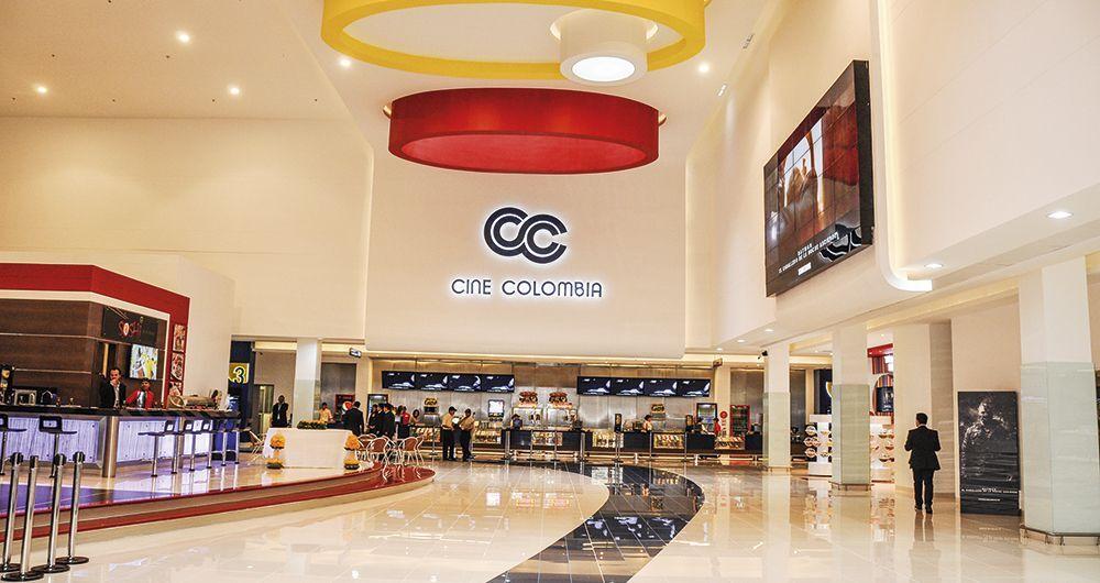 Cine Colombia es una empresa de exhibición y distribución de cine en Colombia.