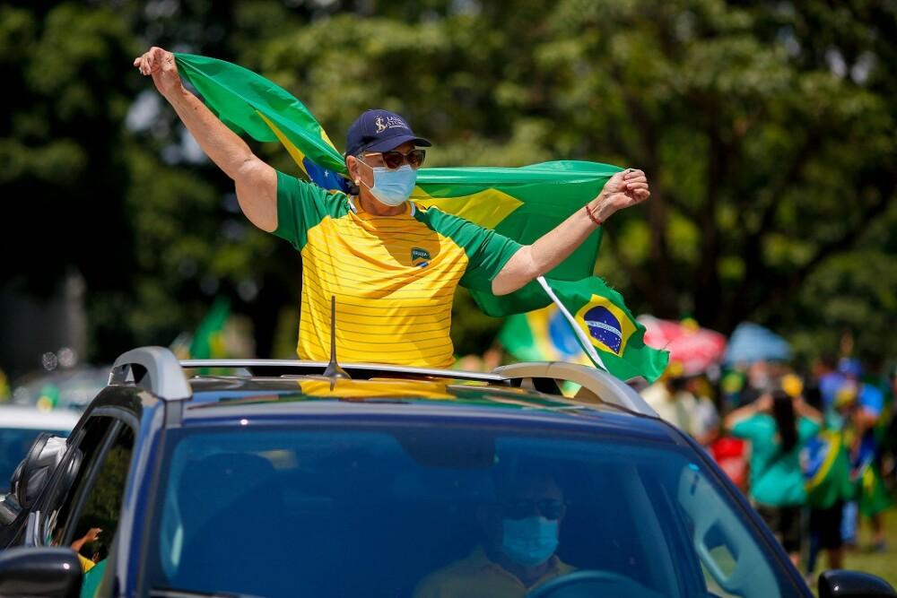 Brasil. Foto: AFP