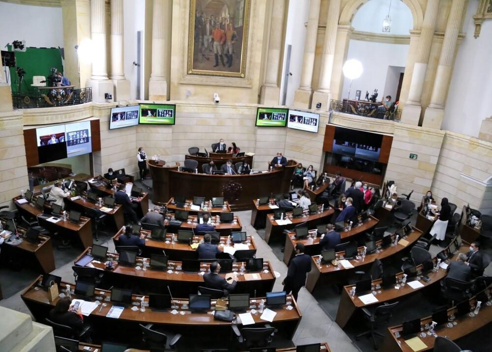 Senado aprobó reforma tributaria Foto SenadoGovCo.jpg