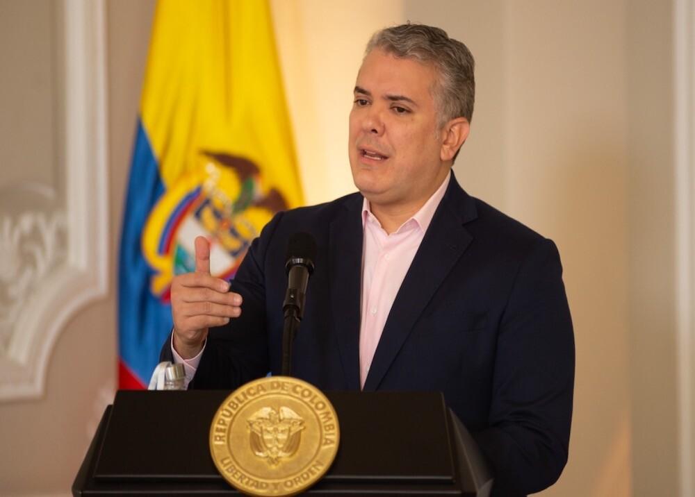 369910_Presidente Iván Duque // Foto: Presidencia