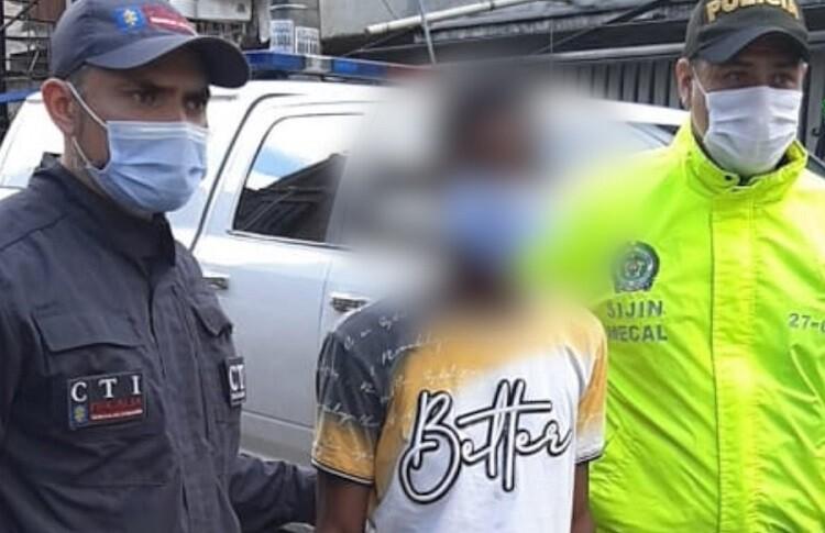 presunto asesino de periodista andres felipe guevara foto nota enero 6 2021.jpg