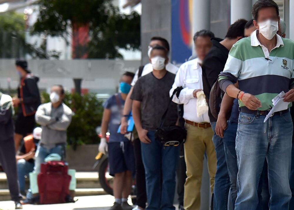 Pandemia en Colombia