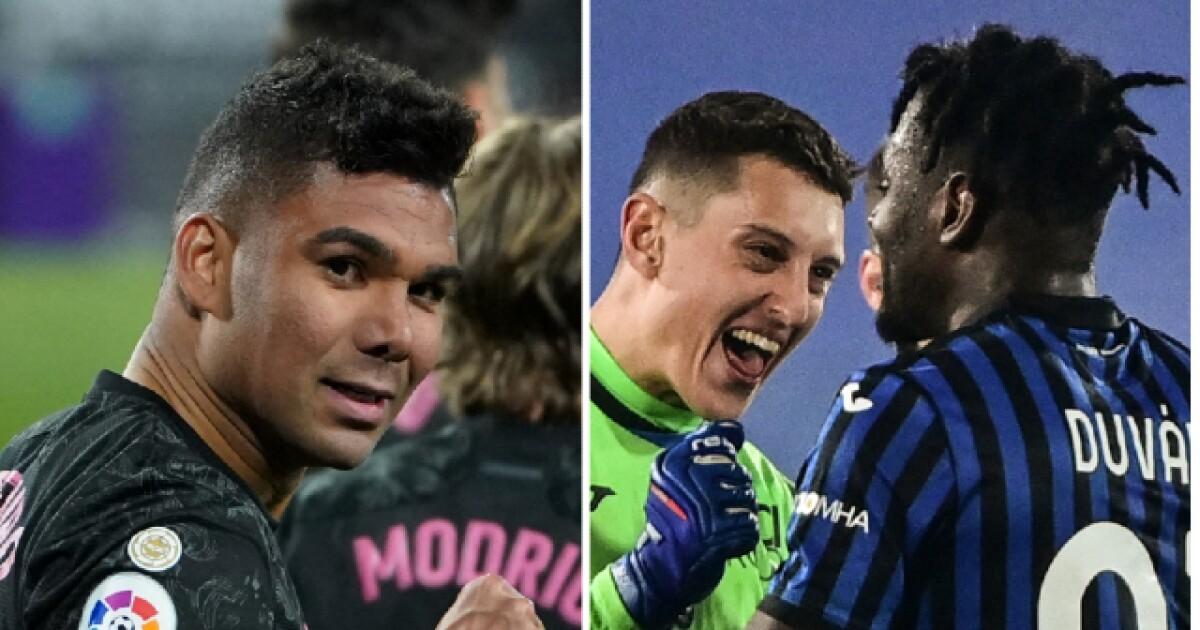 Pendientes en Atalanta: Real Madrid le tiene el 'tirito' a los equipos italianos, en Champions