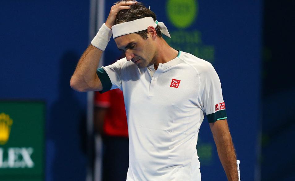 Roger Federer eliminado