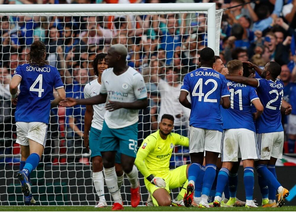 Jugadores Leicester City celebrando el gol Foto_ AFP.jpg