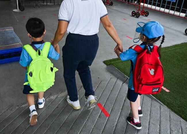 371012_Jardines infantiles - Niños - Foto referencia AFP