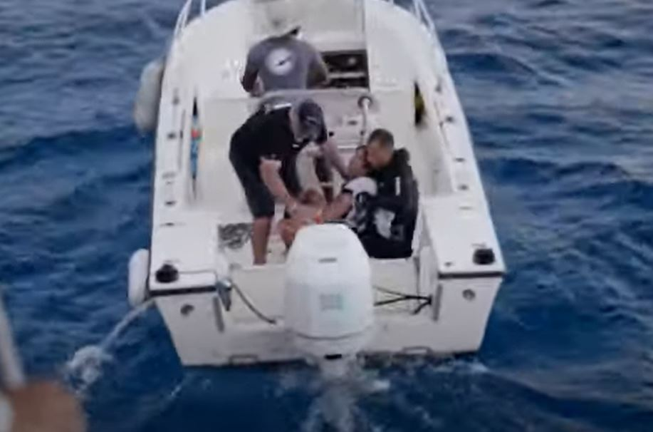 Actor de Jackass fue mordido por un tiburón