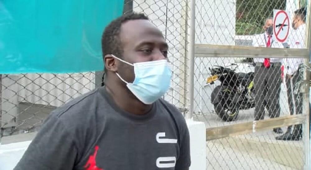 migrante haitiano que pide cruzar a estados unidos.jpeg