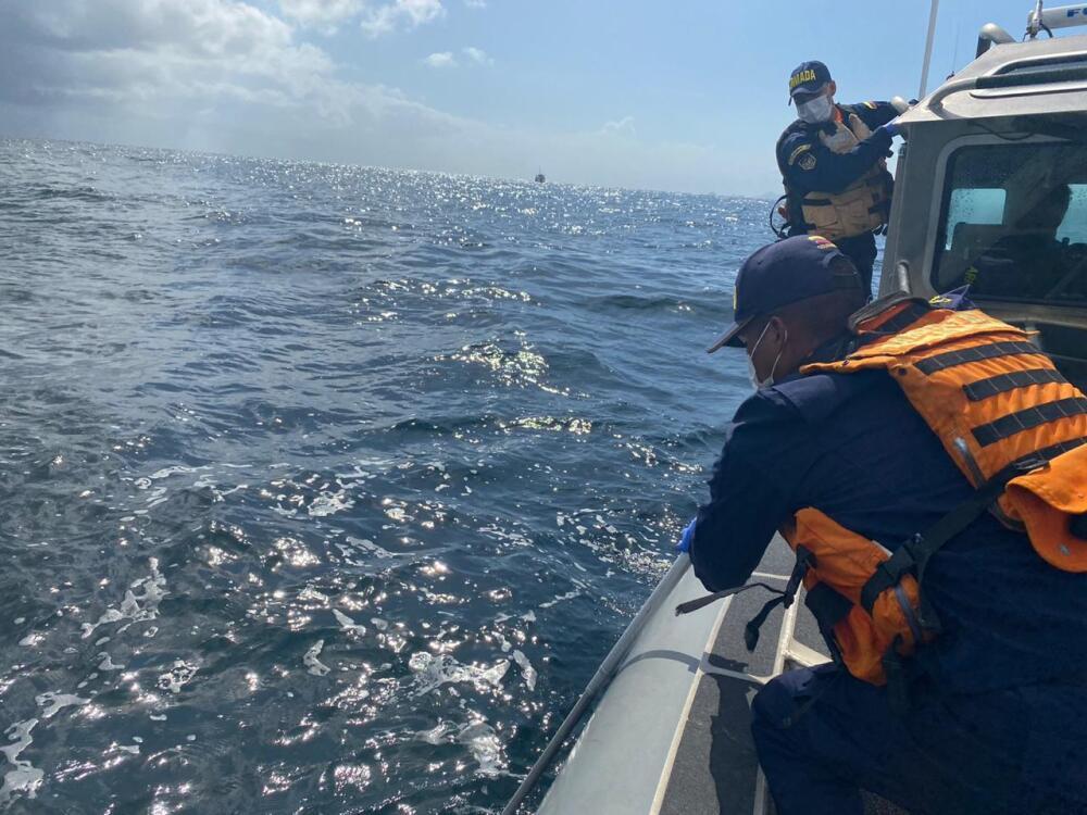 Ya son cinco los cadáveres recuperados tras naufragio de migrantes irregulares en Acandí