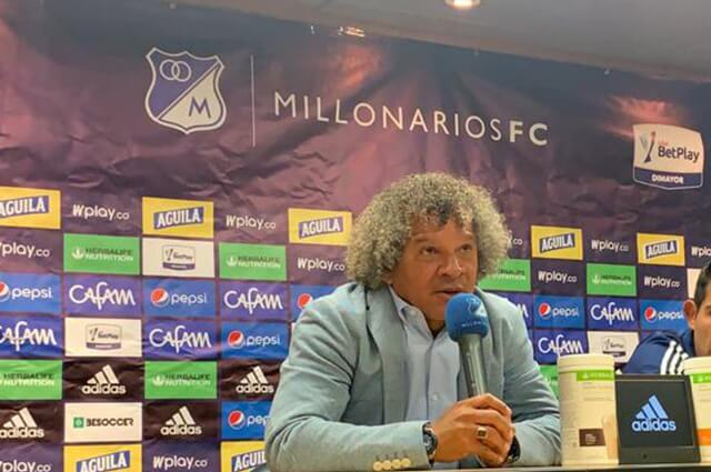 332262_Alberto Gamero, técnico de Millonarios