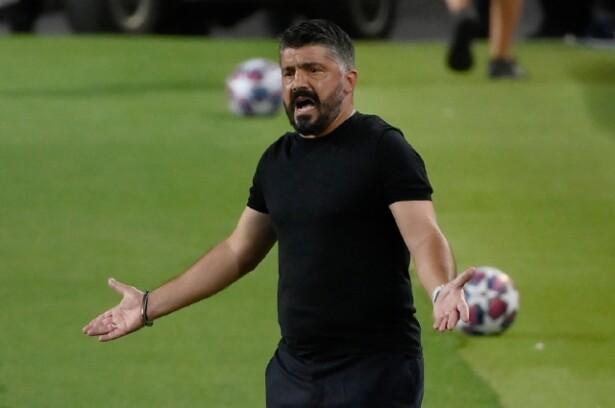 """Gennaro Gattuso: """"Lo siento porque nos tocó un Barcelona que no ..."""