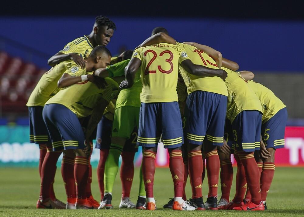 337051_BLU Radio. Selección Colombia // Foto: AFP