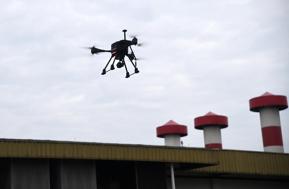 344032_BLU Radio. Dron / Foto de referencia: AFP