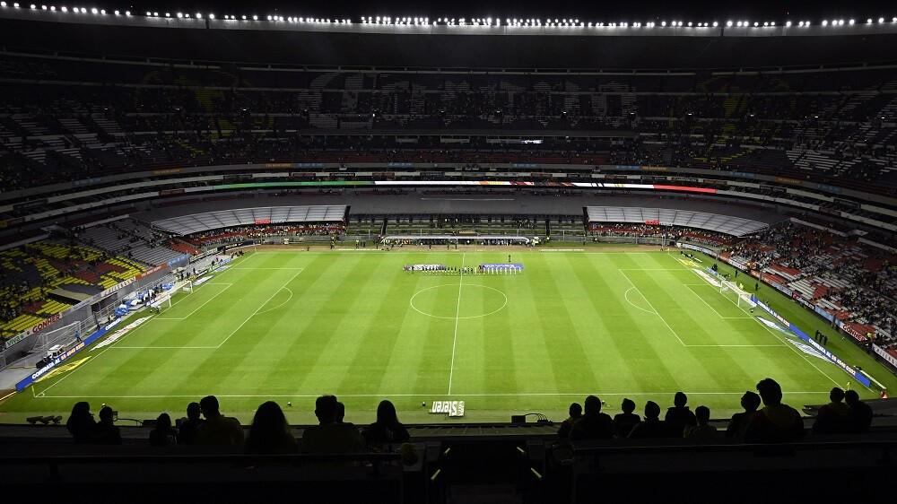 estadio Azteca de Ciudad de México