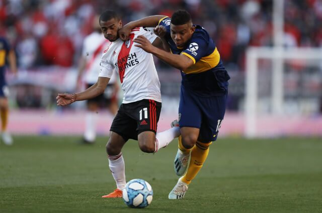332203_Partido Boca Juniors vs. River Plate