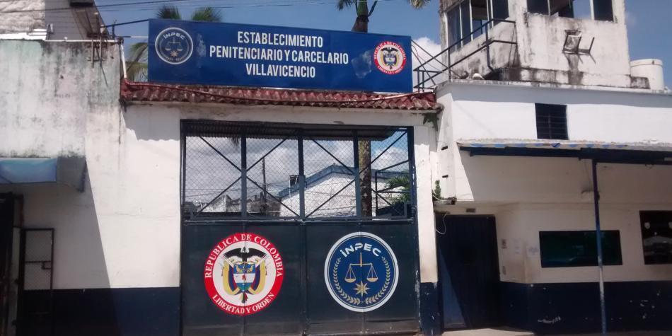361281_Cárcel de Villavicencio - Foto: Inpec