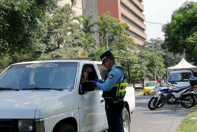Cortesía Secretaría de Movilidad de Medellín.