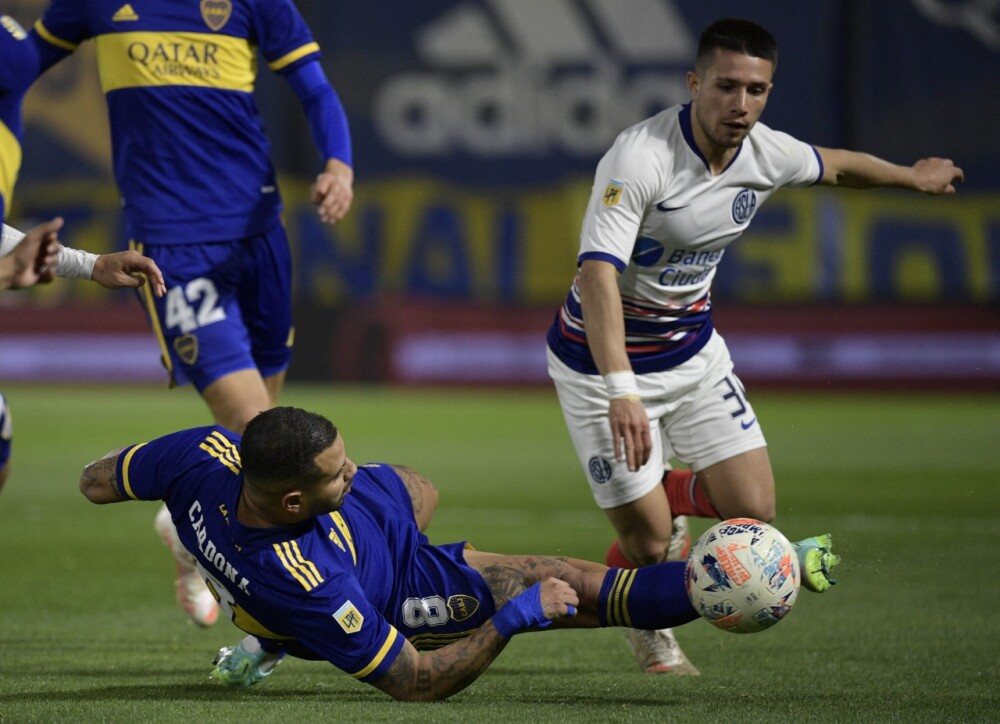 Boca Juniors vs San Lorenzo