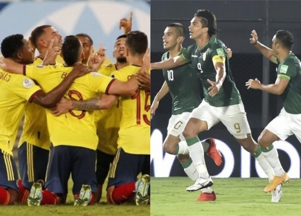 Selección Colombia y Bolivia Foto AFP.jpg