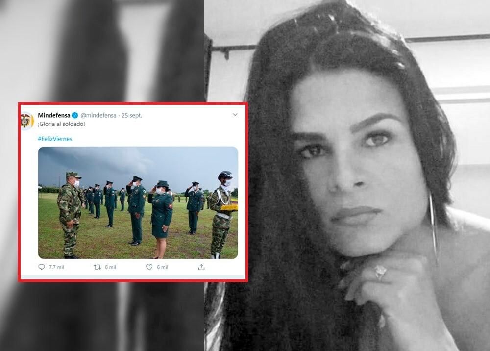 Polémica por trino de MinDefensa después del asesinato de Juliana Giraldo.jpeg