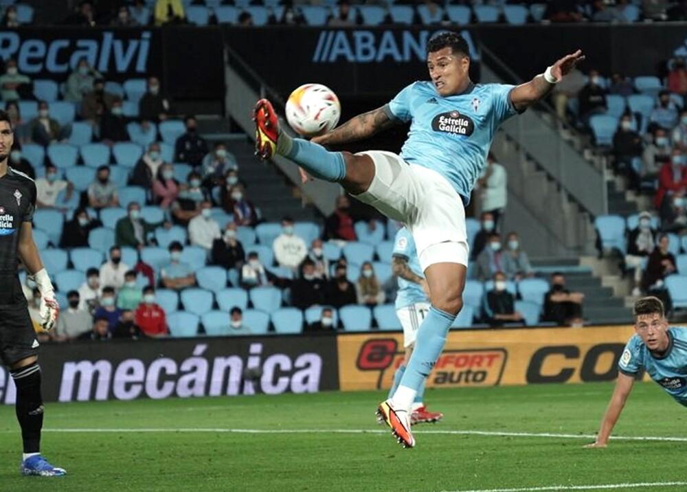 Jeison Murillo con el Celta de Vigo Foto RCCelta.jpg