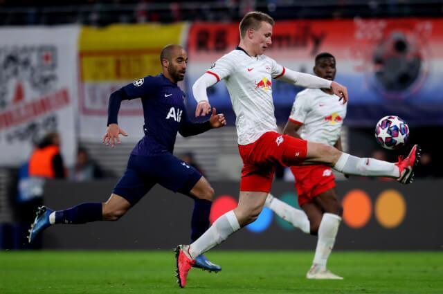 332562_RB Leipzig vs. Tottenham
