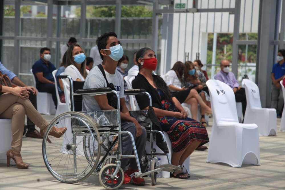 Personas en condición de discapacidad