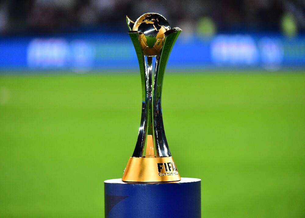 350668_BLU Radio. Trofeo de la Copa Mundial de Clubes de la FIFA / Foto: AFP