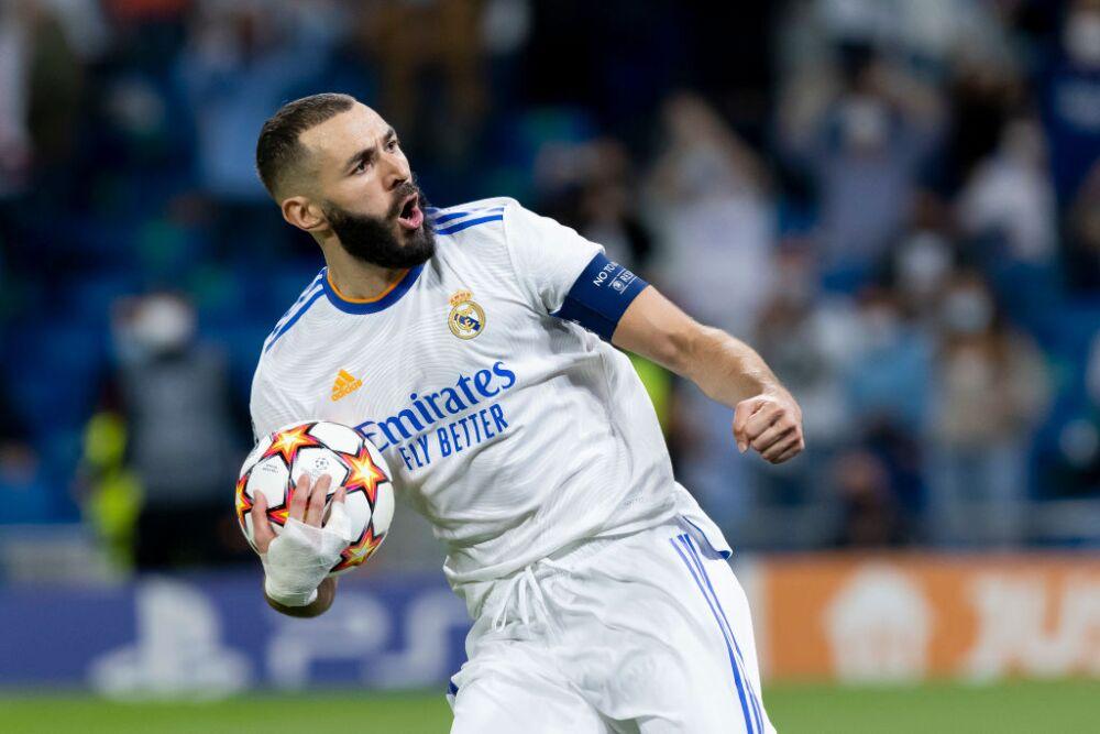 Real Madrid v FC Sheriff - Group D - UEFA Champions League